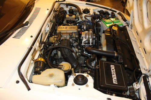 1984 Mazda RX-7 GSL-SE. 1.3l Twin rotary engine